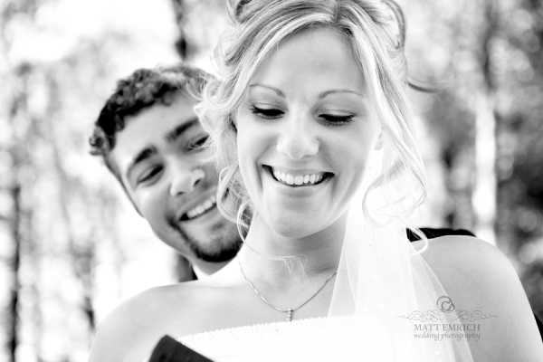 Bridal Veil Lakes wedding photographer