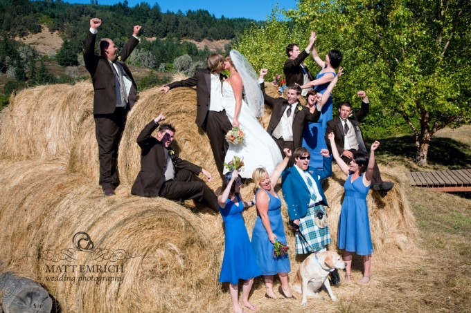 Big K Ranch wedding photographer