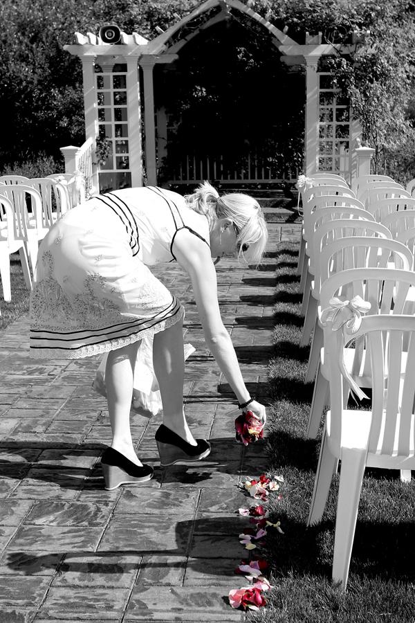 Chateau Lorane wedding photographer