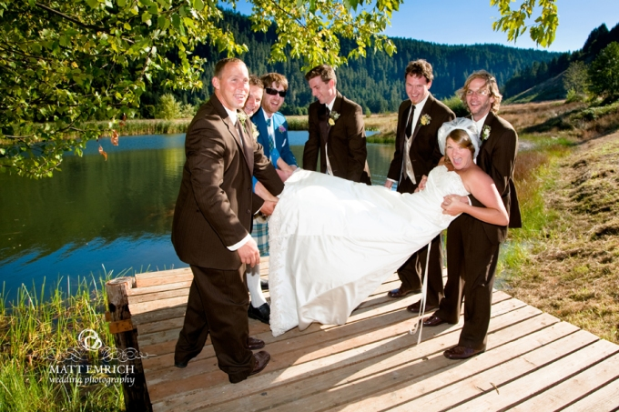wedding photographer Eugene Oregon