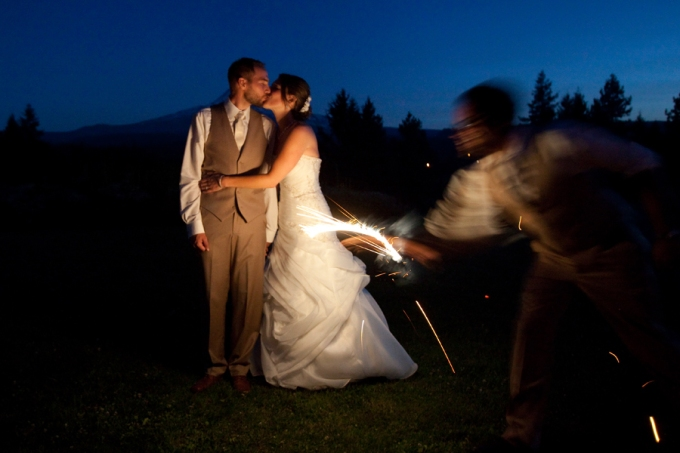 Mt Hood Organic Farms wedding