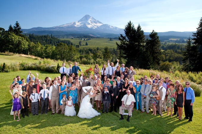 Mt Hood Organic Farms wedding mattemrichphoto