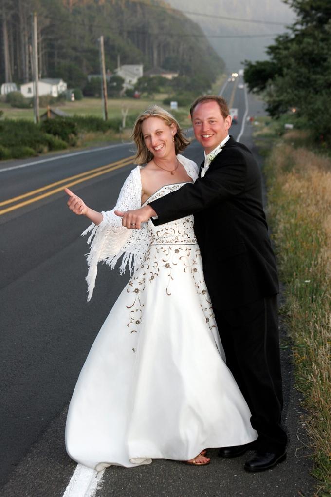 Yachats Wedding Matt Emrich Photo