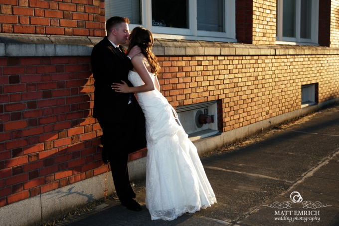 Portland wedding photographer, Matt Emrich Photo