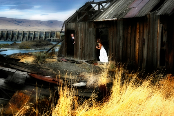 Wedding Photographer The Dalles Oregon