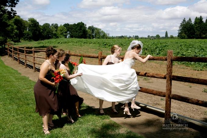 Matt Emrich Photo, Eugene wedding photographer