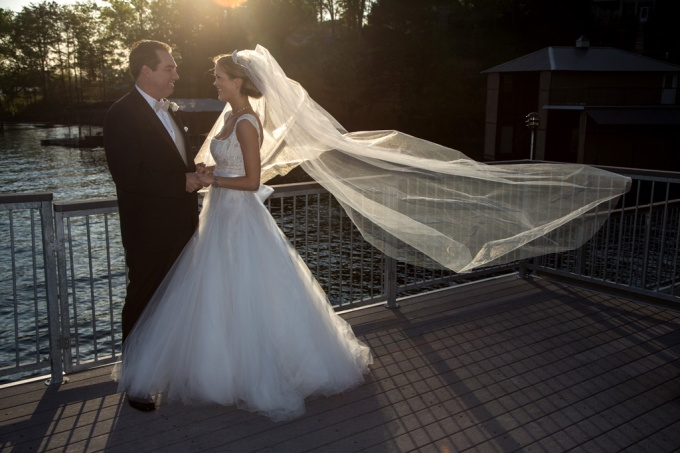 Atlanta wedding photographer, Matt Emrich Photo, Lake Lanier, Georgia