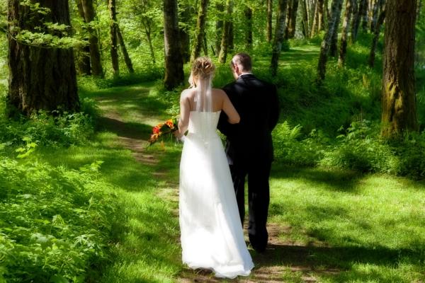 Bridal Veil Lakes wedding, Matt Emrich Photo