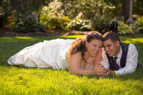Deep Woods wedding photographer, Matt Emrich Photo