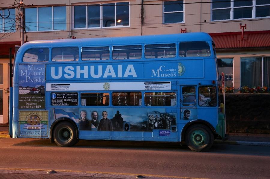 Ushuaia bus