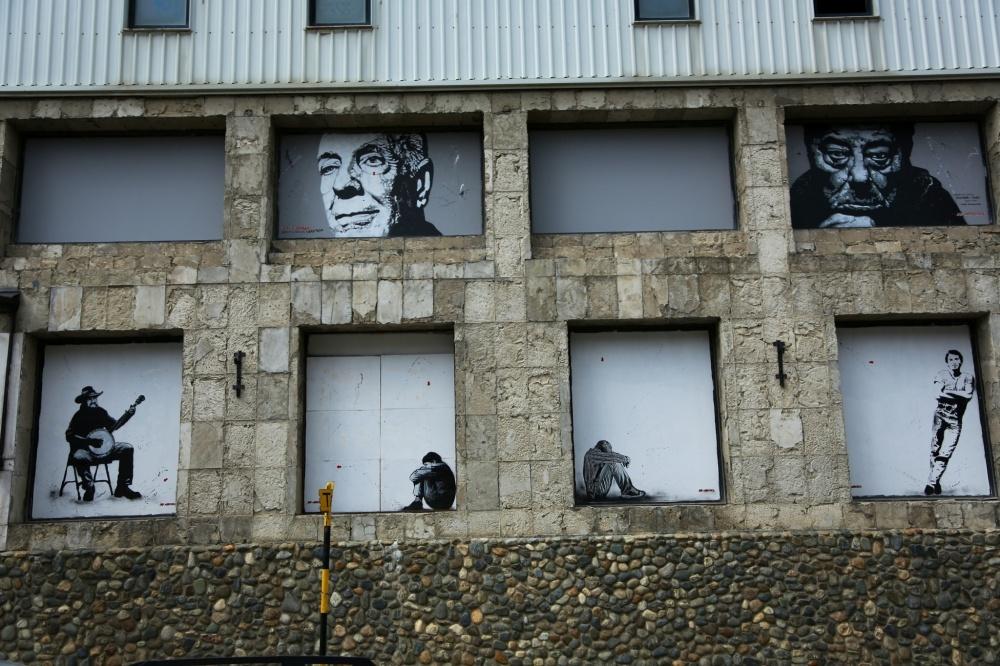Ushuaia wall art