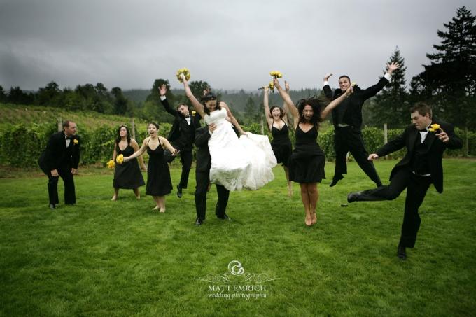Beckenridge Vineyard wedding photographer, Matt Emrich Photo