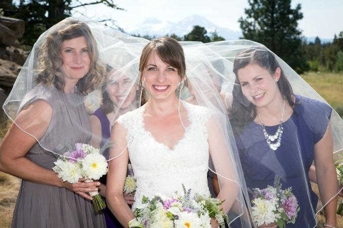 Bend wedding photographer