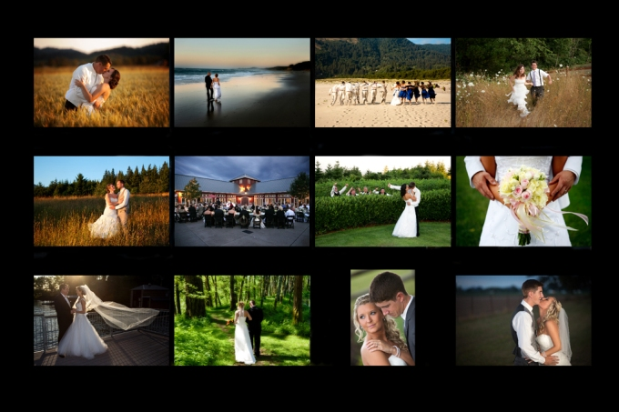 Oregon Wedding Showcase, Matt Emrich Photo