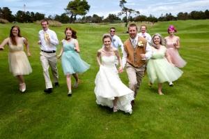 McMenamins Sandtrap Inn wedding photographer