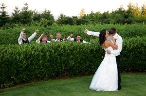 Beckenridge Vineyards wedding photographer