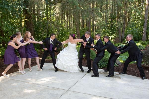 Deep Woods Events wedding photographer