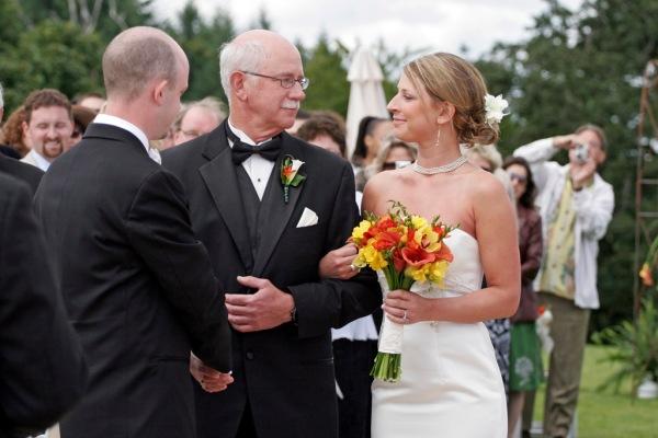 Youngberg Hill wedding