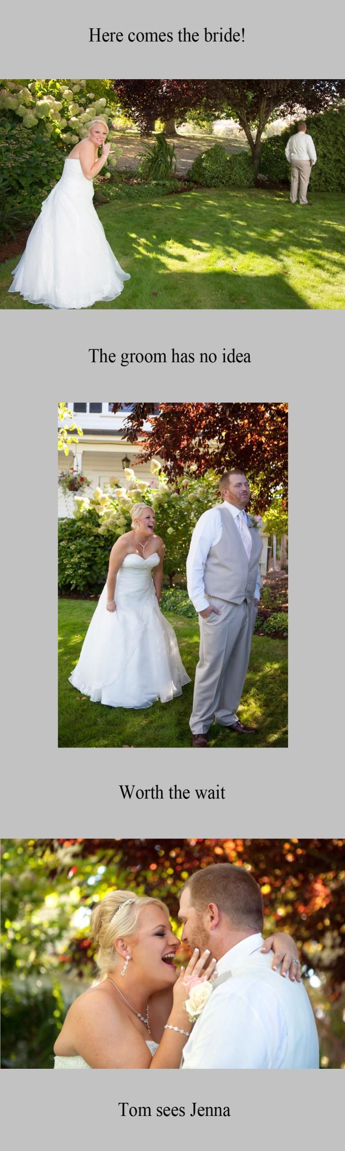 CH Bailey House wedding photographer