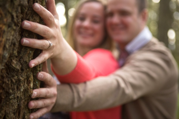Hendricks Park engagement session