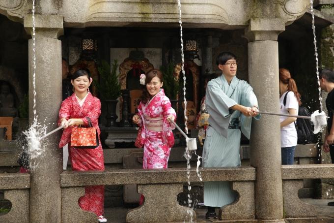 Kimono wash