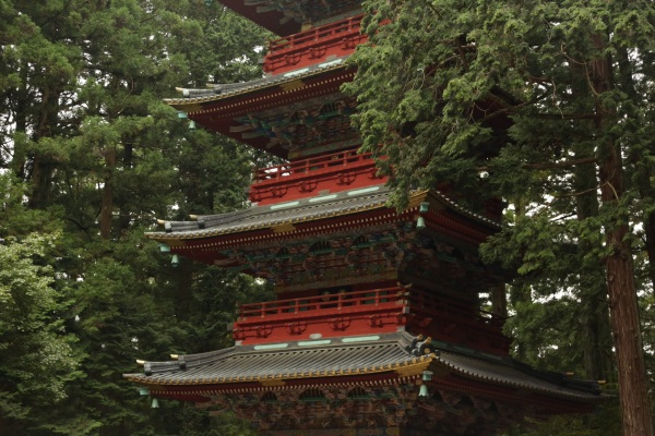 Toshogu Pagoda