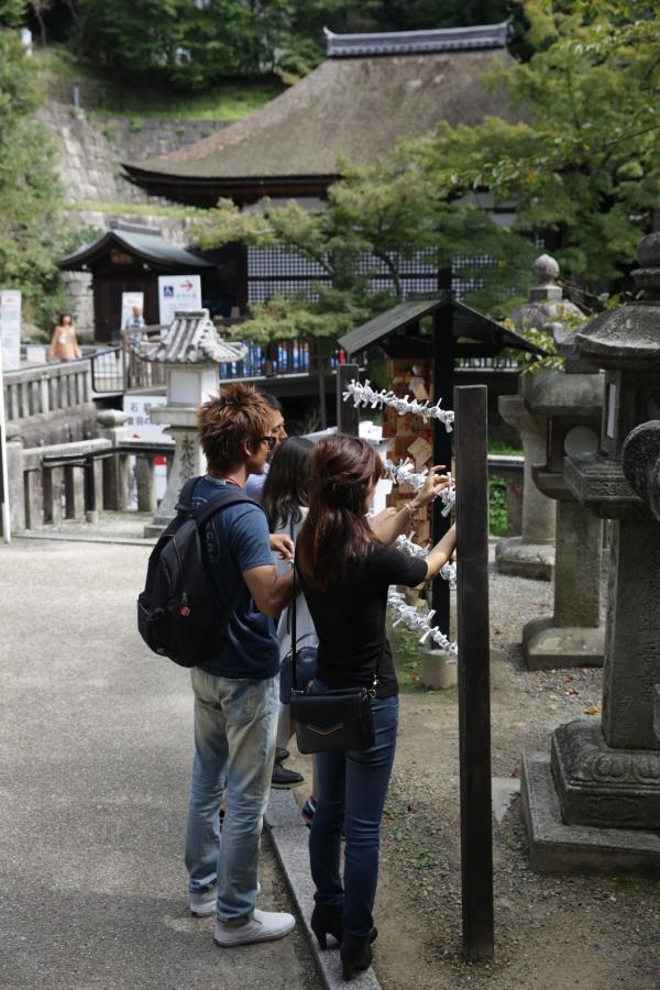 Kiyomizu Fortunes