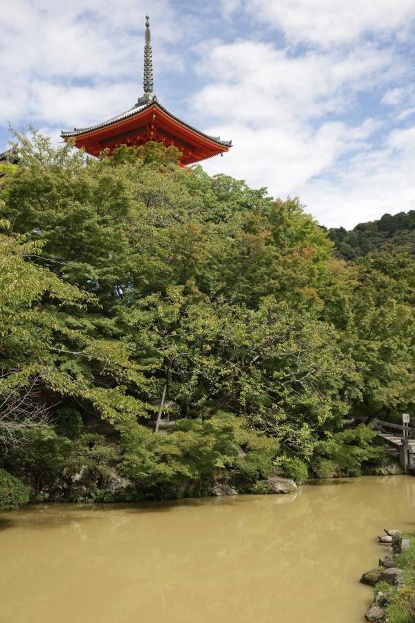 Kiyomizu Pagoda