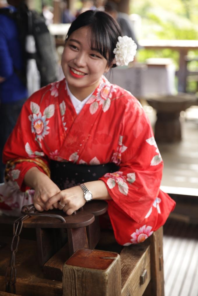 Kimono bell