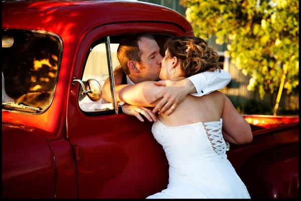 Beckenridge Vineyards wedding